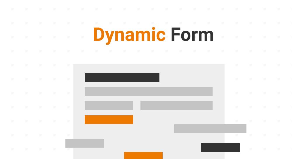 Dynamische Formulare in Angular